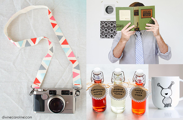 10 adorable ideas for diy holiday gifts for your for Cute homemade christmas gifts for family