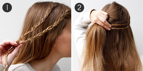 We ll Show You How to Nail this Easy Twist on the French Braid