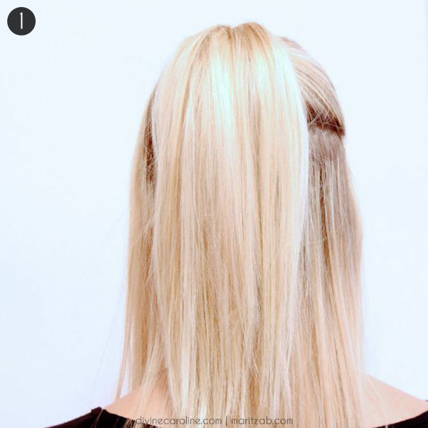 Hair How To A High Ponytail That Won T Fall More Com