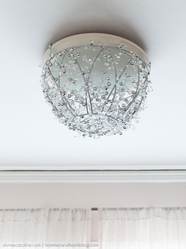 How To Make A Diy Chandelier In An Hour More Com