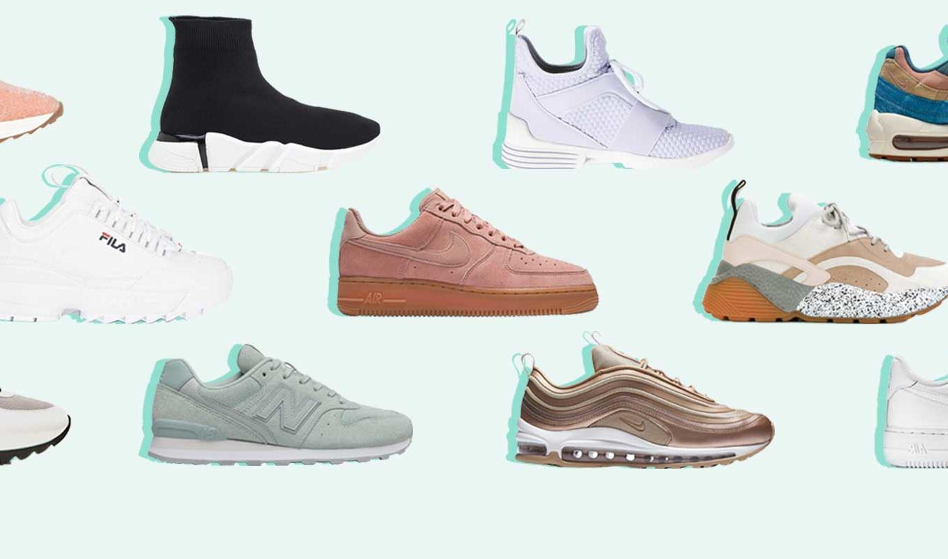 every sneaker trend of 2018