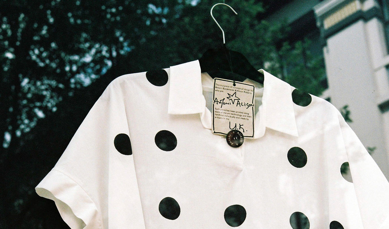 Spotted! 13 Ways To Rock The Polka Dot Trend