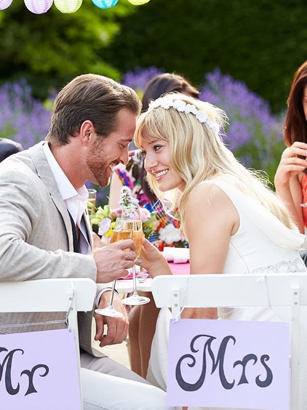 What is proper wedding gift etiquette for a second marriage?