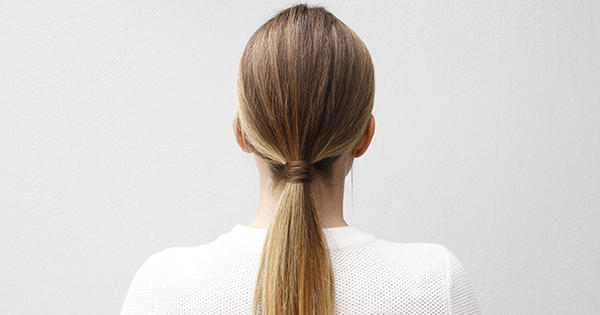 The Topsy Tail is the Perfect Way to Hide Hair Elastics ...