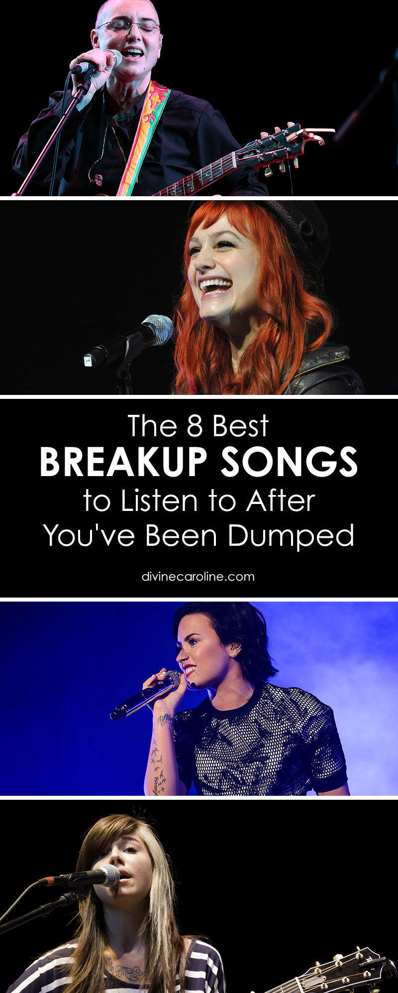 Break Someone Up Songs With For When You