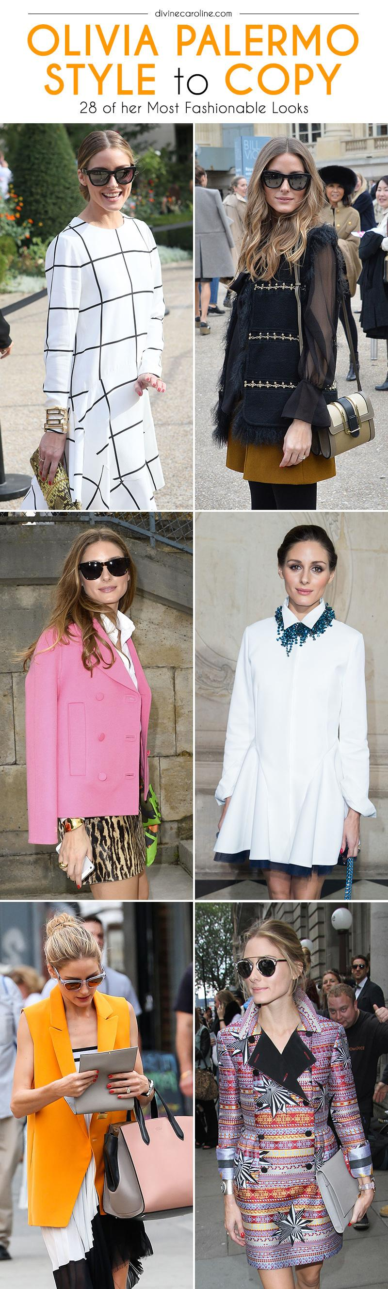 Olivia Palermo Style 28 Of Her Most Fashionable Looks