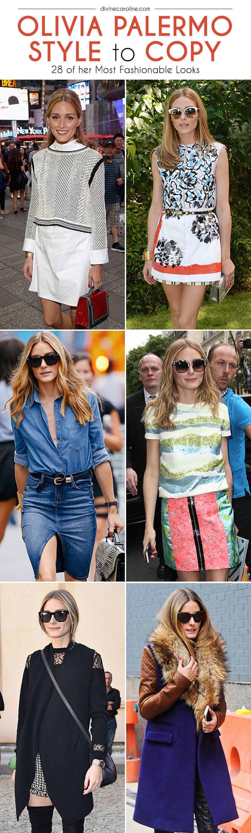 The Ultimate Olivia Palermo Style Guide Tips To Steal Her Look
