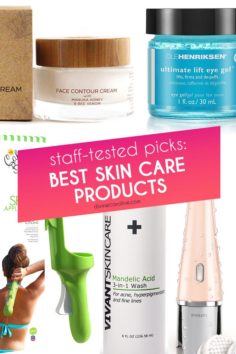 Best Skin Care Products: Staff-Tested Picks