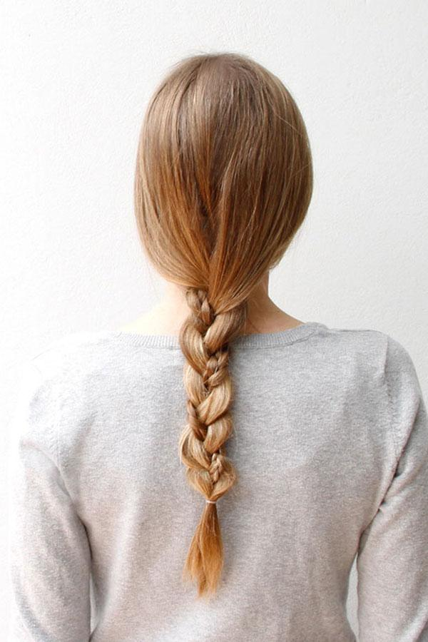Wear This Hair: A Simple Braided Beauty | more.com