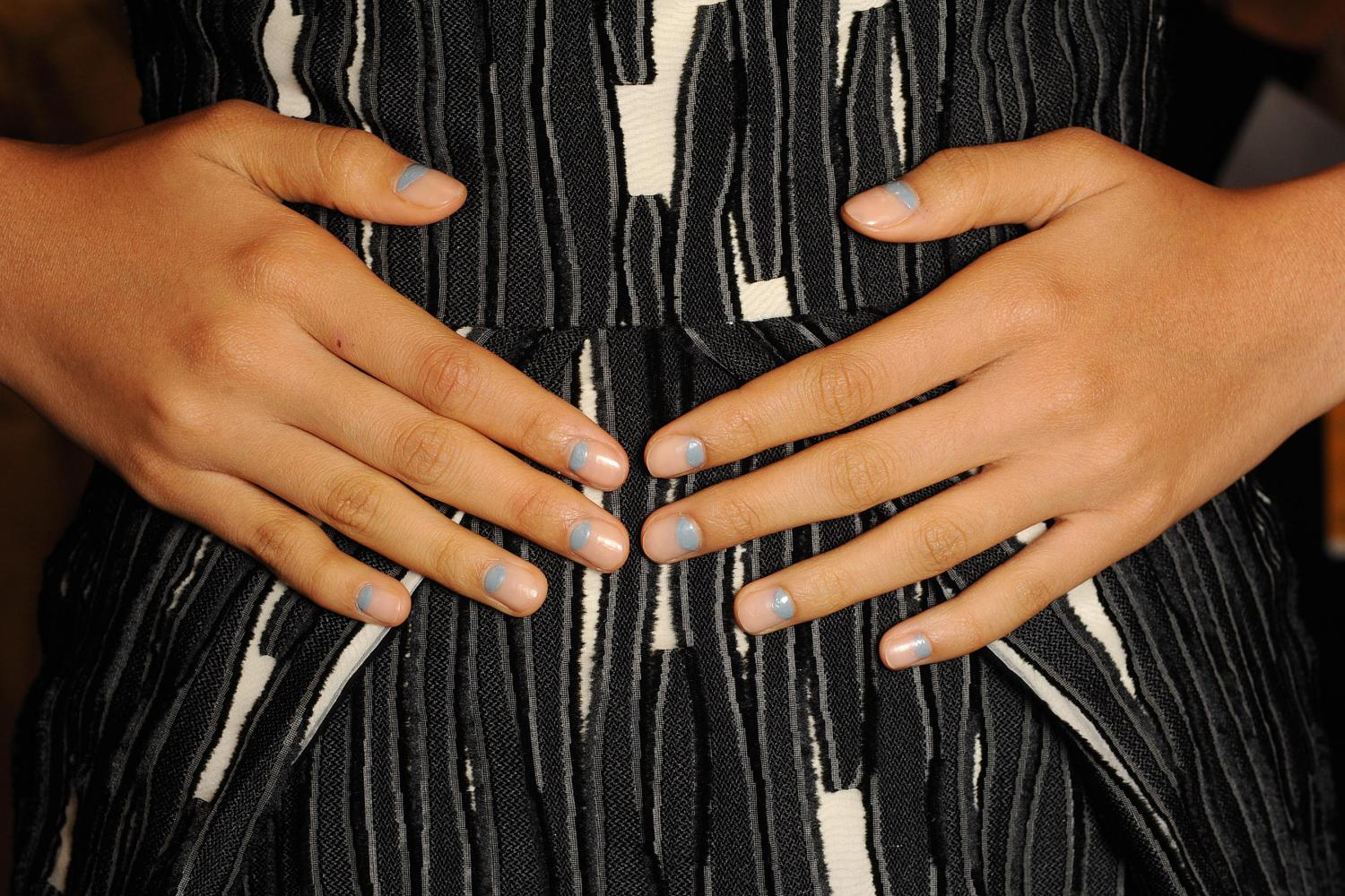 NYFW: Nails by butter LONDON on the Lela Rose Runway