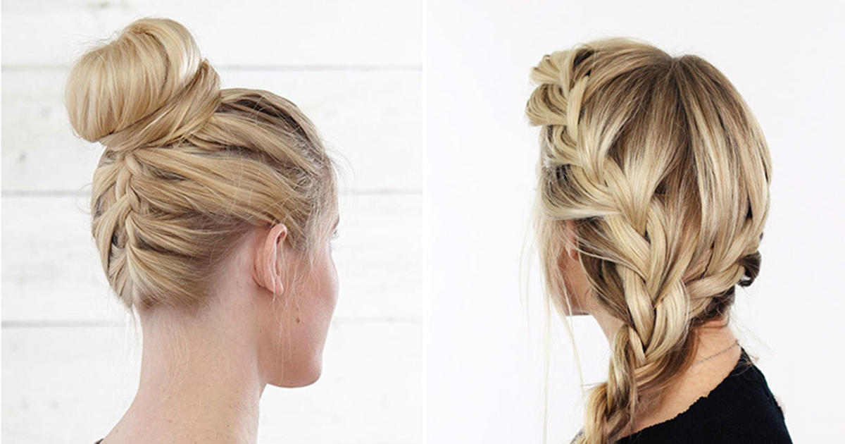 Fabulous Cool And Easy French Braids Braids Short Hairstyles For Black Women Fulllsitofus