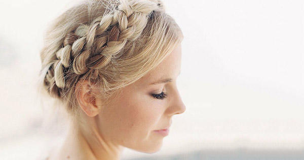 21 wedding hairstyles for long hair more junglespirit Choice Image