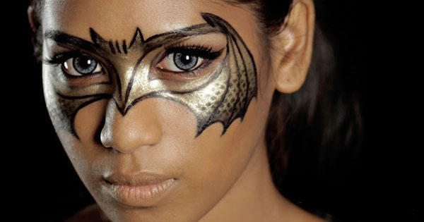 11 Halloween Eye Makeup Looks To Try | More.com