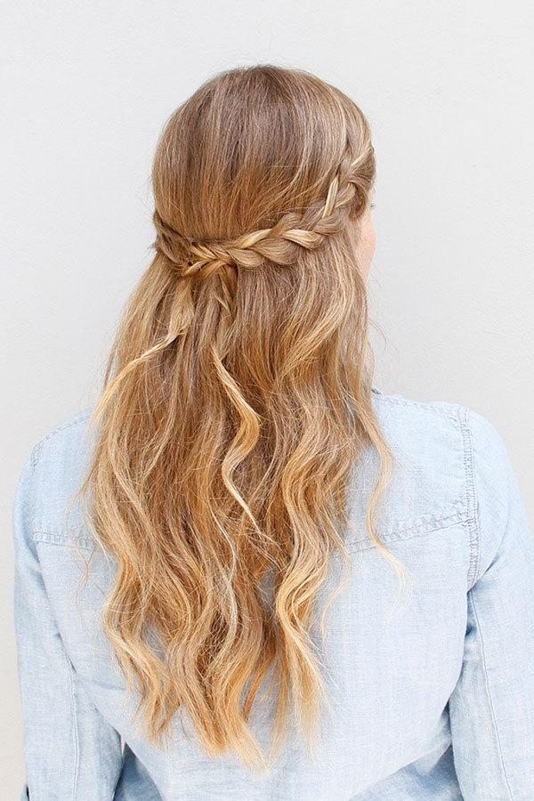 Awesome How To Do Boho Braid Hairstyles Braids Hairstyles For Women Draintrainus