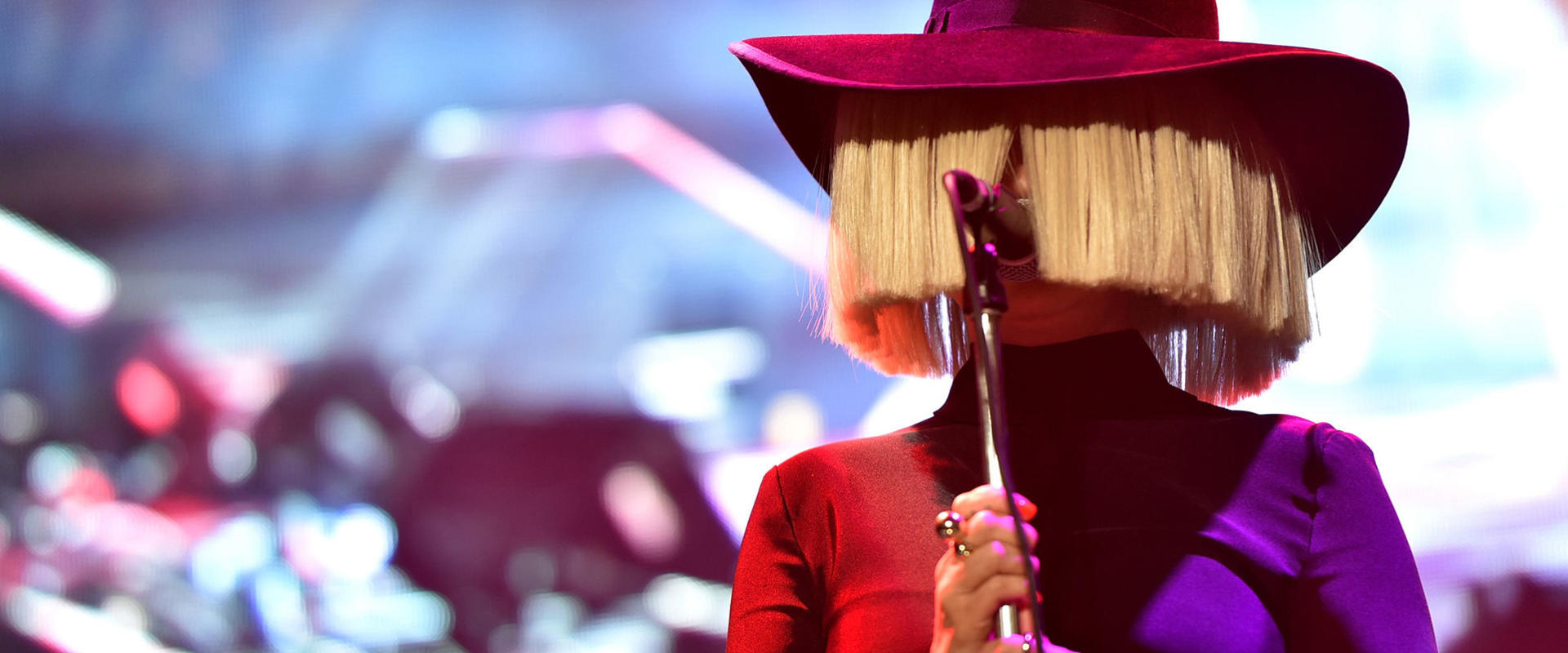 Sia performs at An Evening With Women
