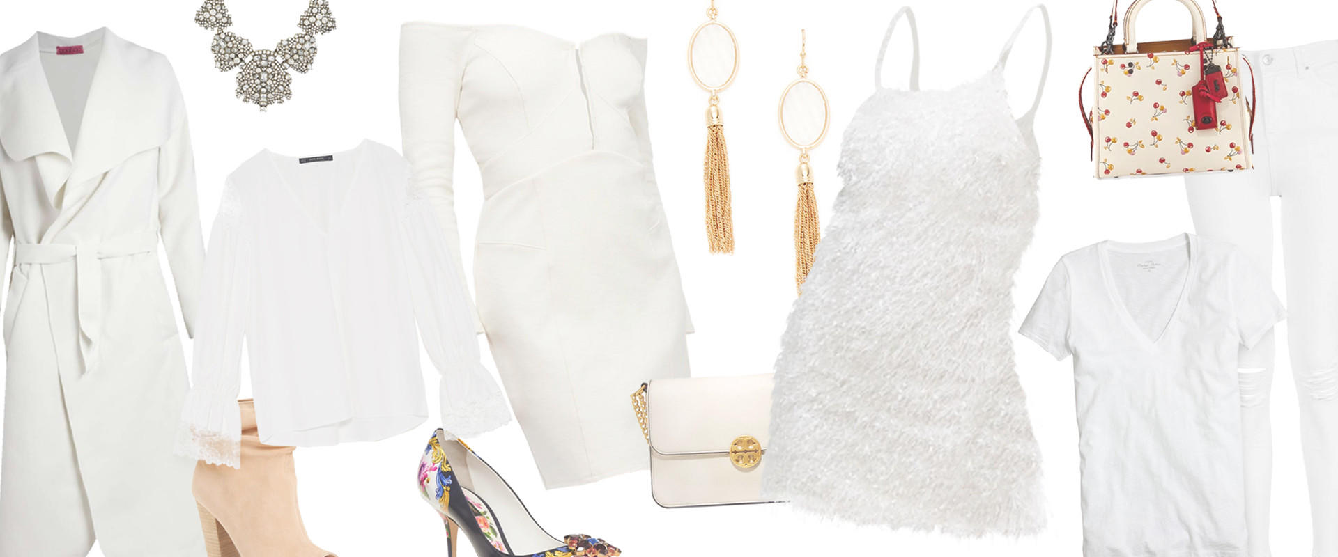 Break The Rules With These 5 Ways To Wear White After Labor Day