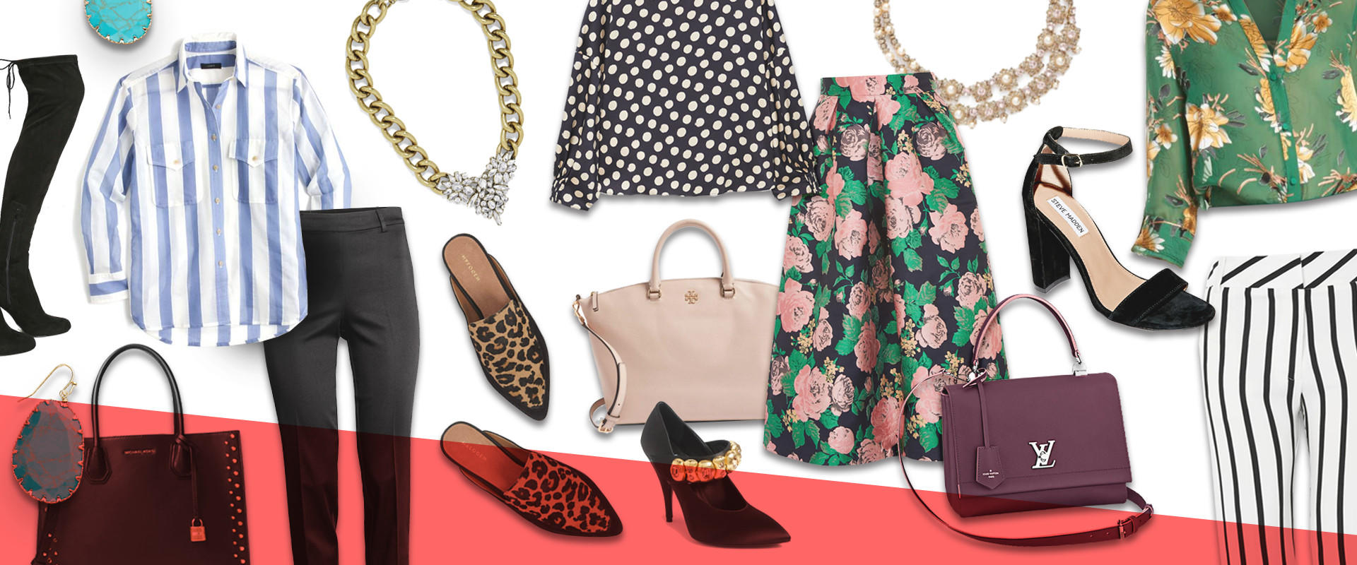 How to Mix And Match Prints Like A Fashion Guru