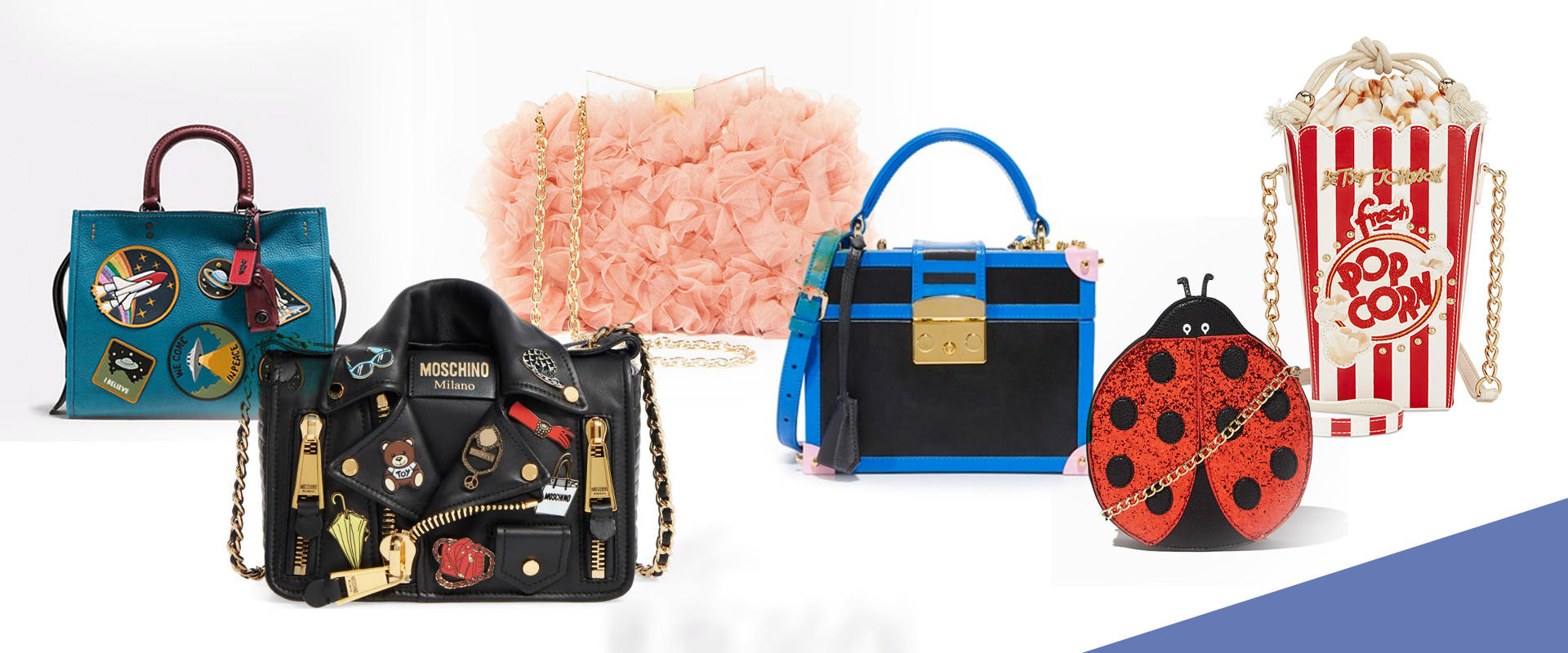 No Need For Chit-Chat: These Statement Bags Will Do All The Talking