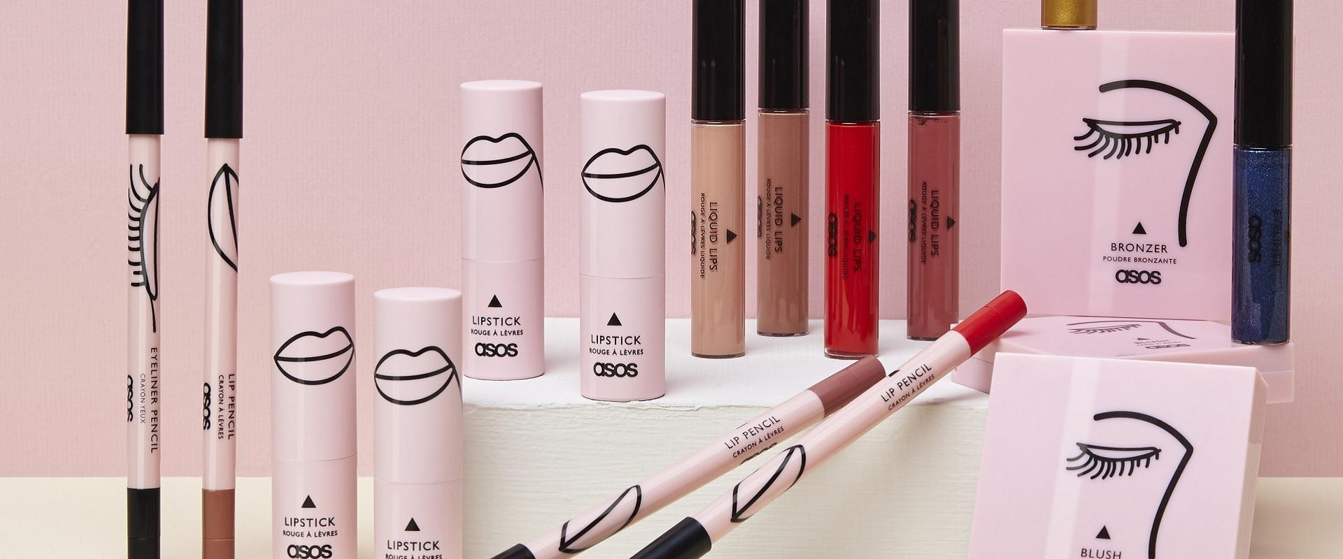 This Is Not A Drill: ASOS Is Launching Its Own Makeup Line