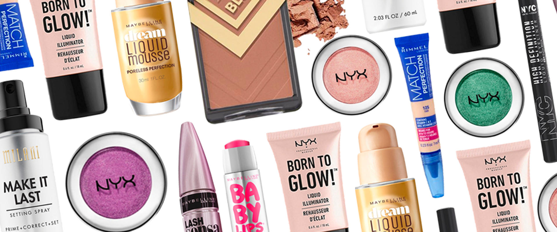 12 Beauty Bloggers' Favorite Drugstore Makeup Under $10