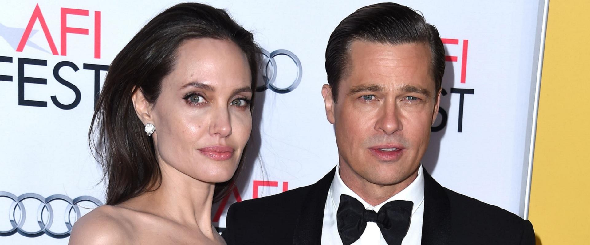 Angelina Jolie and Brad Pitt / Steve Granitz | Getty