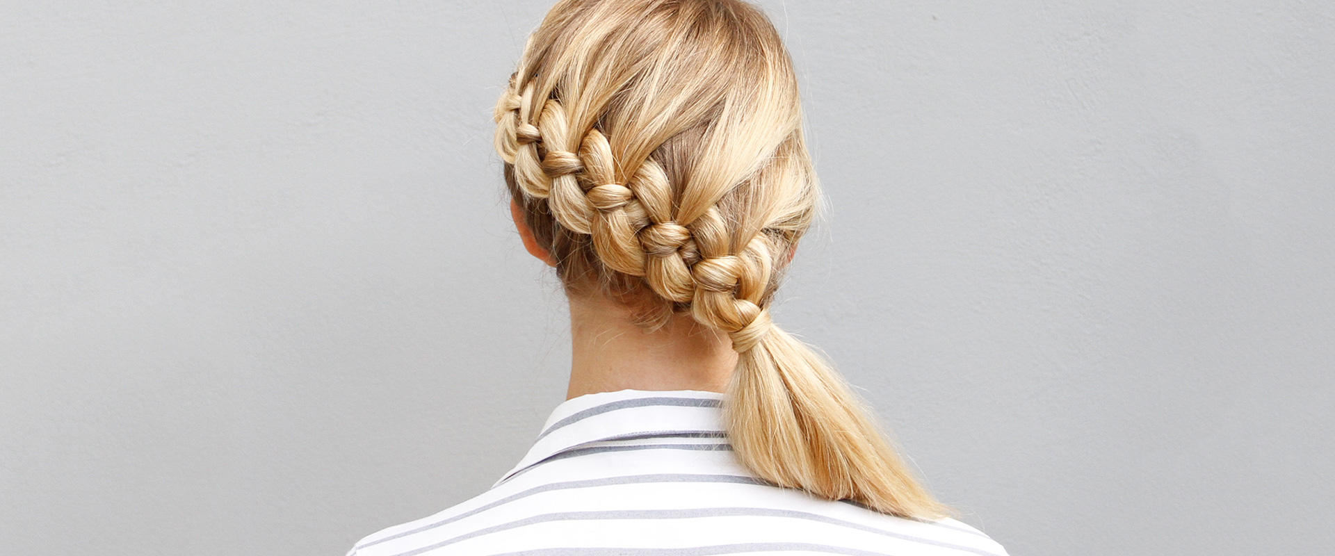 Try This! The Four-Strand Braid Made Easy-ish | more.com