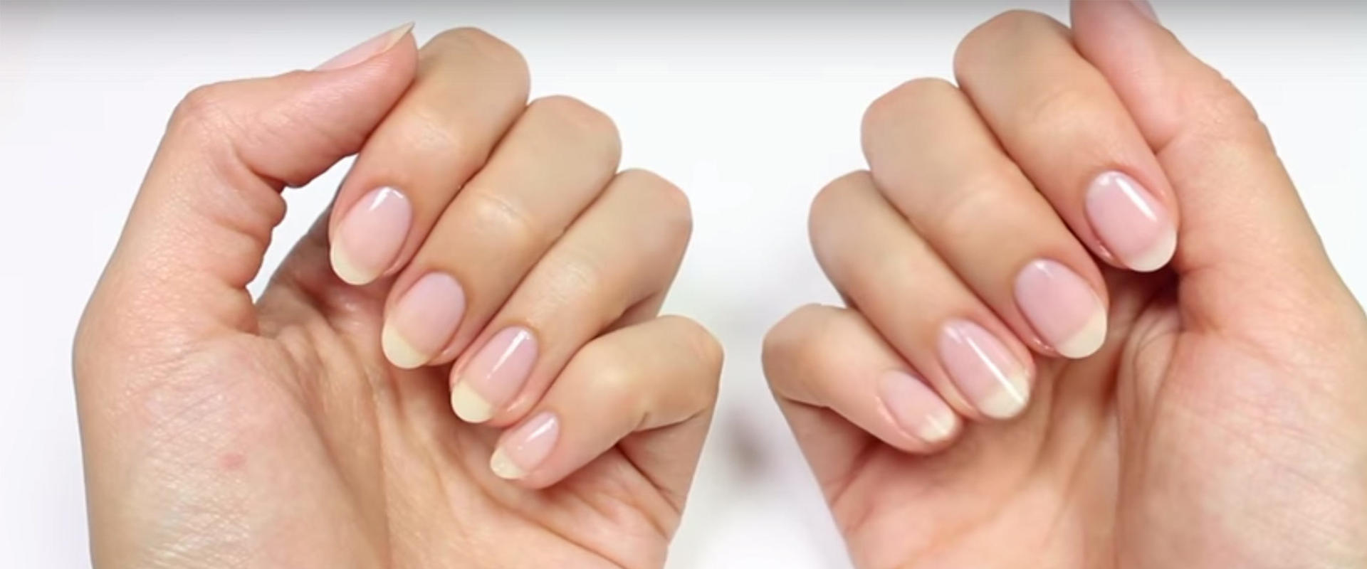 Oval Nails How To