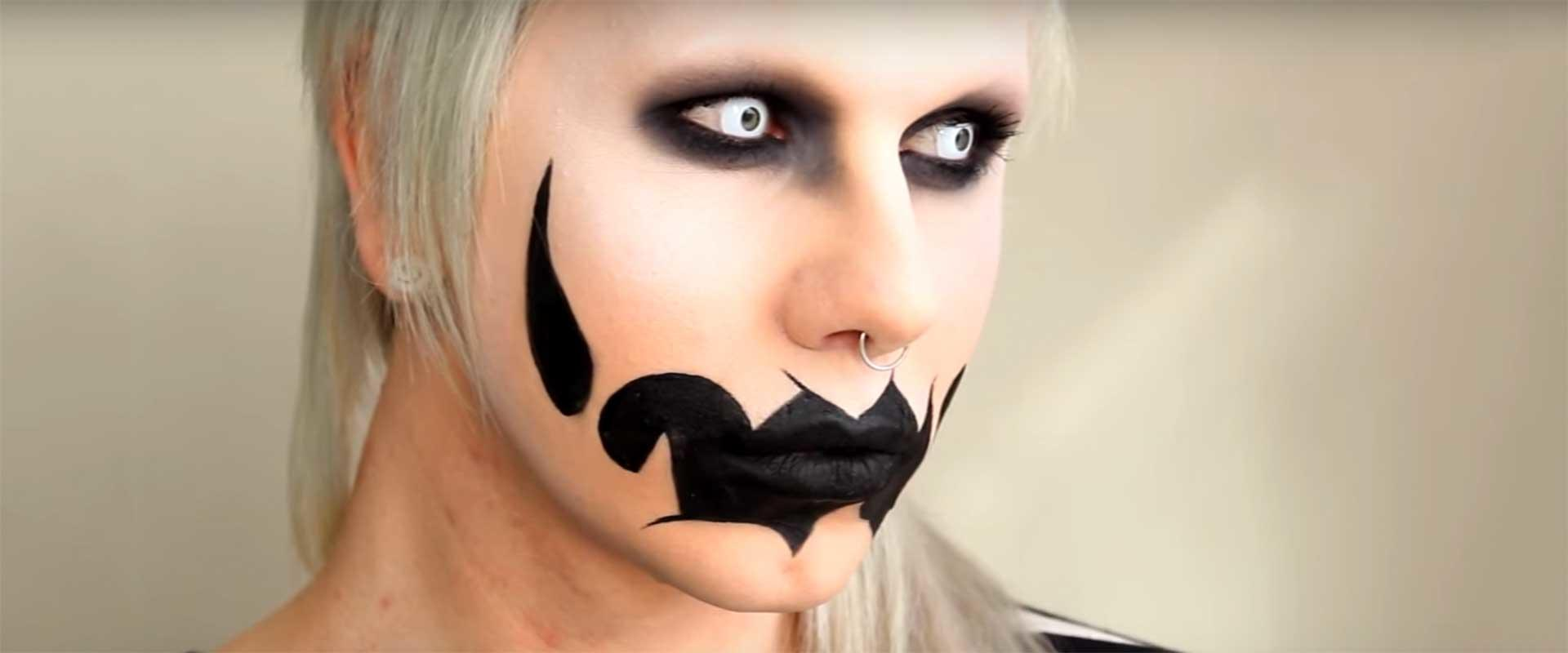 13 Scary Halloween Makeup Looks to Try