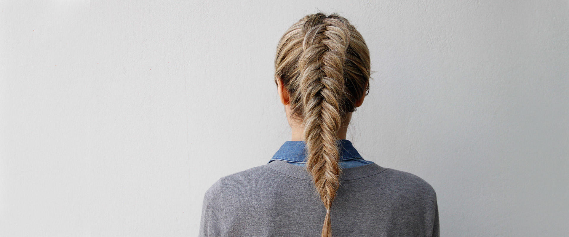 How to get an inverted fishtail braid that 39 s sure to for Fish tails braid