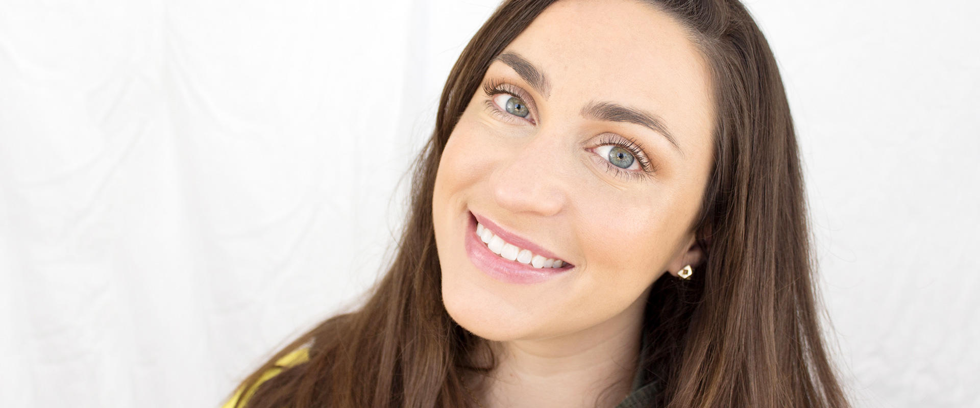 natural makeup look bare-faced beauty