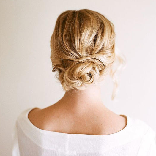 Our favorite prom hairstyles for medium length hair more prom hairstyles pmusecretfo Image collections