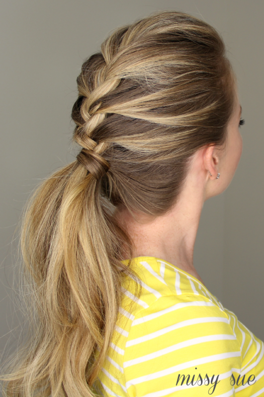 Fine 50 Fabulous French Braid Hairstyles To Diy More Com Hairstyle Inspiration Daily Dogsangcom