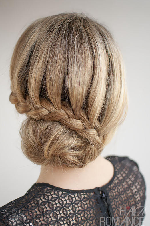 Magnificent 50 Fabulous French Braid Hairstyles To Diy More Com Hairstyles For Men Maxibearus