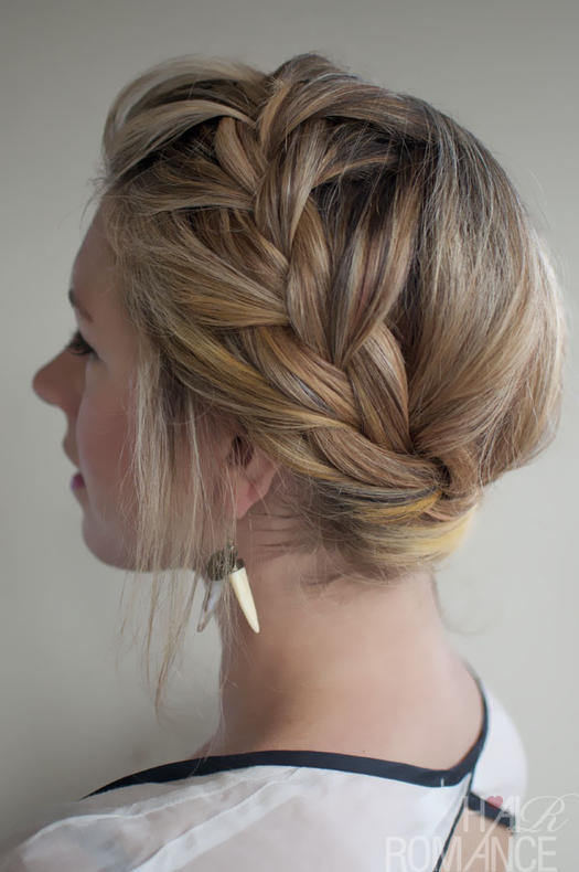 Remarkable 50 Fabulous French Braid Hairstyles To Diy More Com Hairstyles For Men Maxibearus