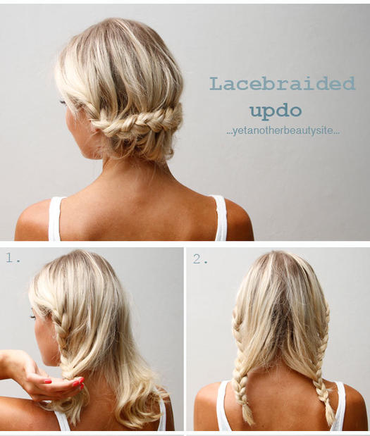 Magnificent 50 Fabulous French Braid Hairstyles To Diy More Com Short Hairstyles Gunalazisus