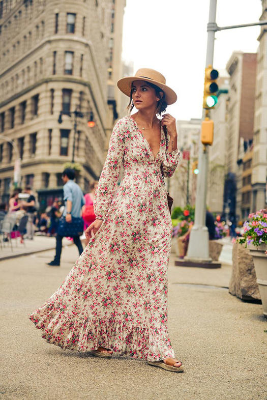 14 Bohemian Maxi Dresses You Need In Your Life More Com