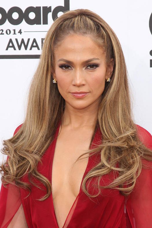 Jennifer Lopez Hair Up Styles Pleasing Jennifer Lopez Hairstyles 15 Of Her Most Glamorous Looks  More