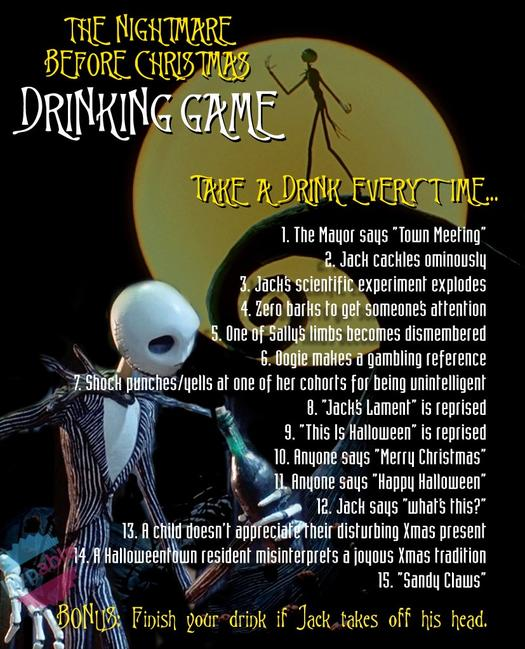 14 Holiday Drinking Games to Keep Your Spirits Bright | more.com