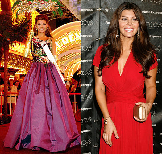 Ali Landry Pageant Queen - 23 Celebs Who Started Out as Pageant Queens