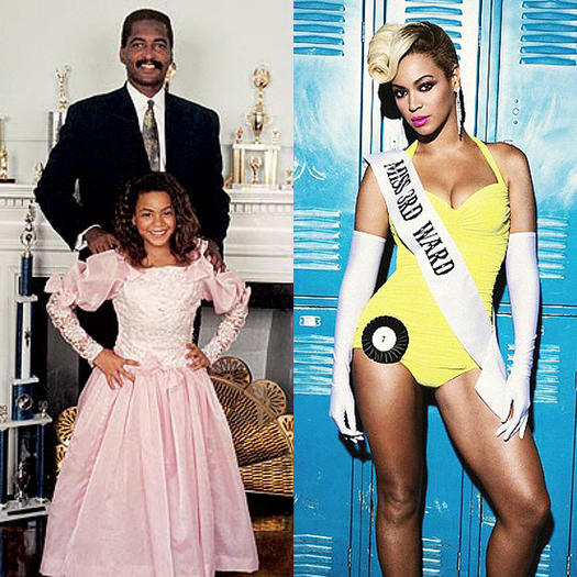 Beyonce Pageant Kid - 23 Celebs Who Started Out as Pageant Queens