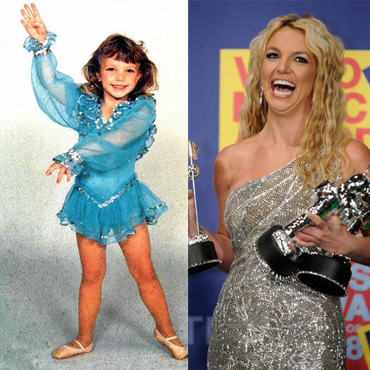 Britney Spears Pageant Kid - 23 Celebs Who Started Out as Pageant Queens