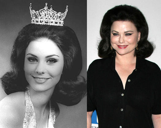 Delta Burke Pageant Queen - 23 Celebs Who Started Out as Pageant Queens