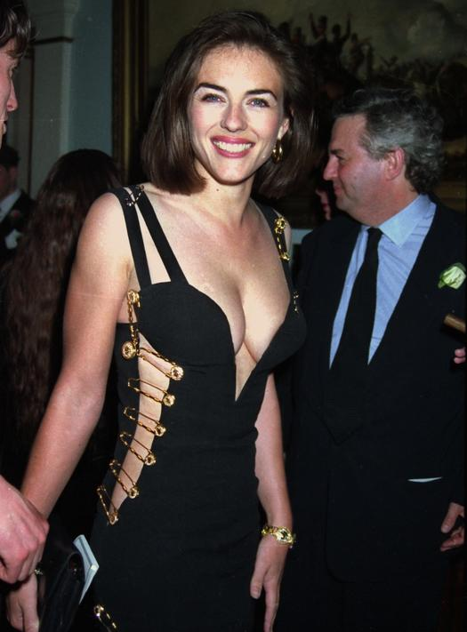39 Nearly Naked Red Carpet Appearances
