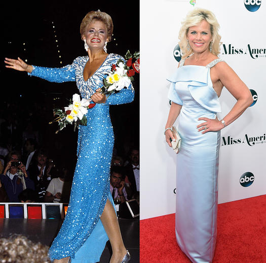 Gretchen Carlson Pageant Queen - 23 Celebs Who Started Out as Pageant Queens