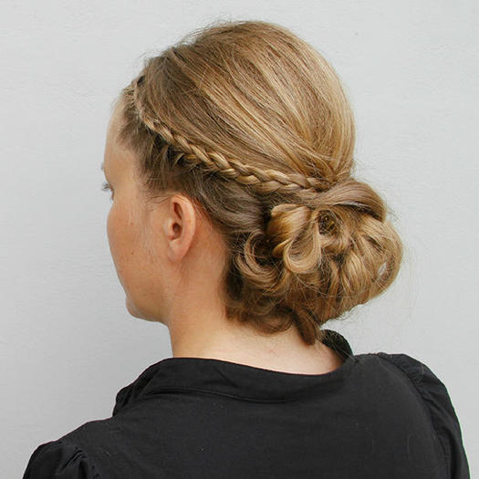 Outstanding Gorgeous Prom Updos For Dancing The Night Away More Com Short Hairstyles Gunalazisus