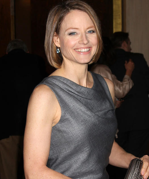 from Shawn jodie foster publicly thanks gay partner