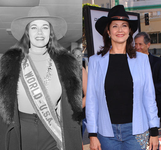 Lynda Carter Beauty Queen Pageant - 23 Celebs Who Started Out as Pageant Queens