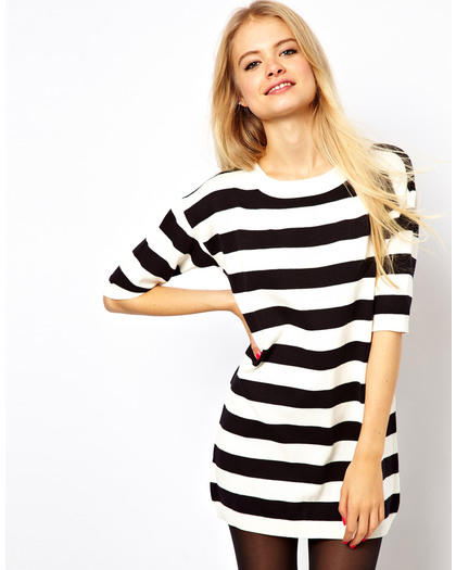 Find black and white stripe clothes at ShopStyle. Shop the latest collection of black and white stripe clothes from the most popular stores - all in.