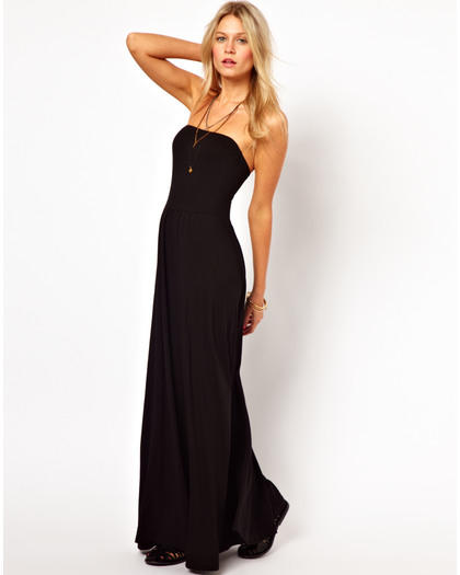Black Maxi Dresses That Can Go From Day to Night | more.com