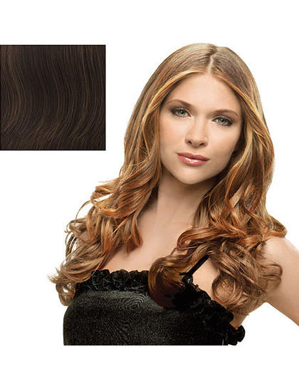 Temp tresses eleven natural looking hair extensions more hairuwear hairdo clip in extensions pmusecretfo Image collections